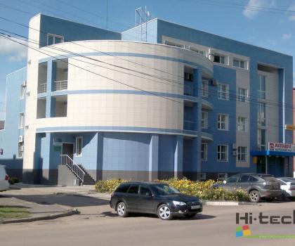 Административное здание Ярославль