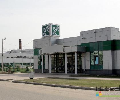 Завод готовых лекарственных форм Р-Фарм г. Ярославль