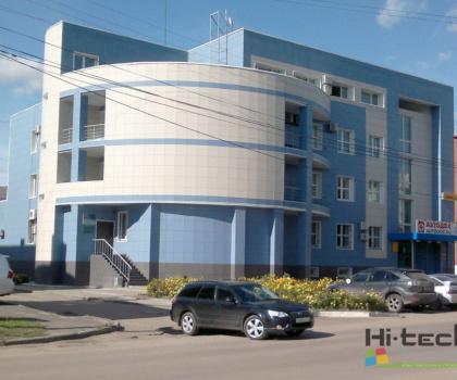 Административное здание г. Ярославль, ул. Лисицына, 7