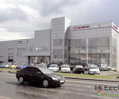 """Автосалон """"KIA Motors"""" Череповец"""
