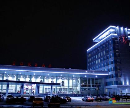 Железнодорожный вокзал Ульяновск