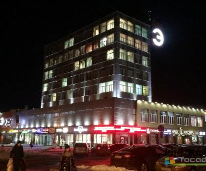 Торгово-деловой комплекс «Этажи» Череповец