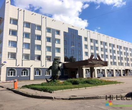 Гостиница «Ленинград» Череповец